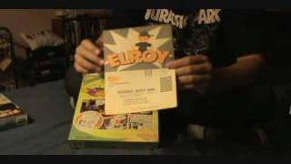 Elroy Goes BugZerk and Elroy Hits the Pavement Unboxings