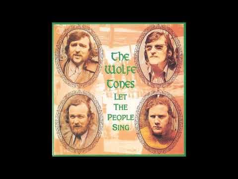 The Wolfe Tones - Let The People Sing | Full Album | #IrishRebelMusic