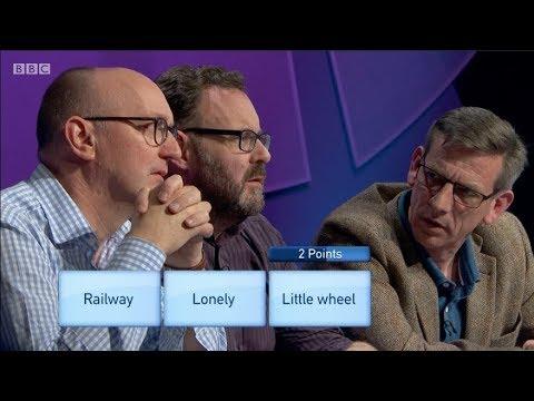 Only Connect, S13 E33. Detectives v Vikings. Victoria Coren Mitchell. BBC. 2 Apr 2018