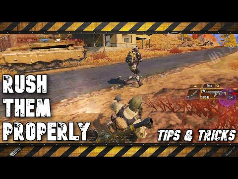 How to rush on them properly - Call of Duty Mobile - Battle Royale - Tips & Tricks