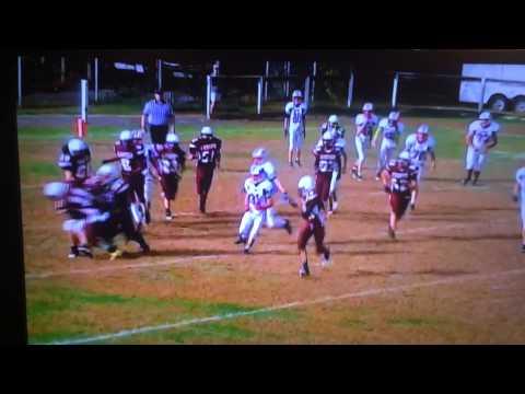 Maxx Bell Edward little high school QB/WR  freshman football