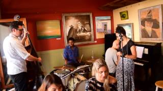 Amber Gougis & Friends 'if You Should Leave Me'  Cheeseboard Pizza _july 23, 2014