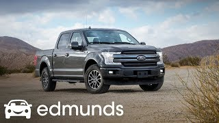 2018 Ford F 150 Supercrew Pricing Features Ratings And Reviews Edmunds