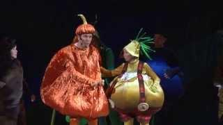 Детская опера Чиполлино 4 часть - Днепропетровский театр оперы и балета