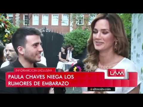 El look de la novia: Mirá lo que se puso Paula Chaves - Worldnews.com