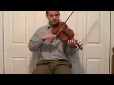 Learn A Major 3rds and Arpeggio - Beginner Violin Music Theory