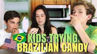 Baixar AMERICAN KIDS TRYING BRAZILIAN CANDY