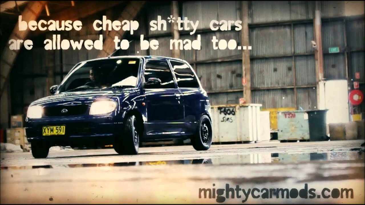 Mighty Car Mods Wallpaper Little Blue Turd Youtube