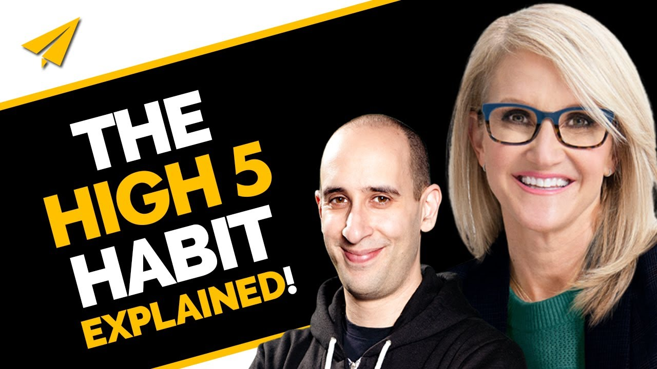 Download Take Complete CONTROL of Your Life by Using the High 5 HABIT! | Mel Robbins Interview