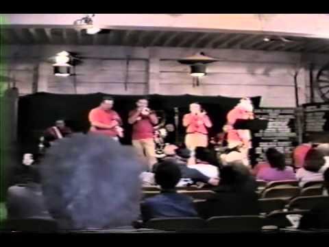 CENTRAL CITY,COLORADO JAZZ FESTIVAL 1989 FENIX/HIGH SIERRA,BAY STATE SYNCOPATORS & BUCK CREEK