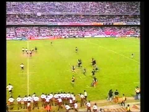 1996 Hong Kong 7's Final New Zealand v Fiji