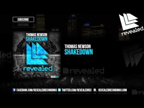 Thomas Newson - Shakedown [OUT NOW!]
