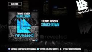 Thomas Newson - Shakedown [OUT NOW!]