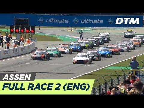 DTM Assen 2019 - Race 2 (Multicam) - RE-LIVE (English)