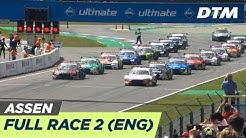 DTM Assen 2019 - Race 2 (Multicam) - RE-LIVE (English)