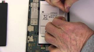 How to Replace Your Samsung GALAXY Tab S 8.4 SM-T705 Battery