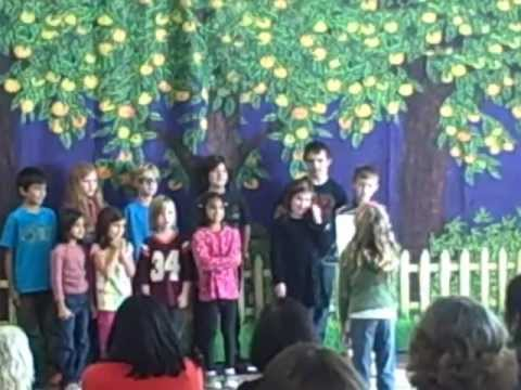 Odyssey Montessori  - Grandparents Day presentation!