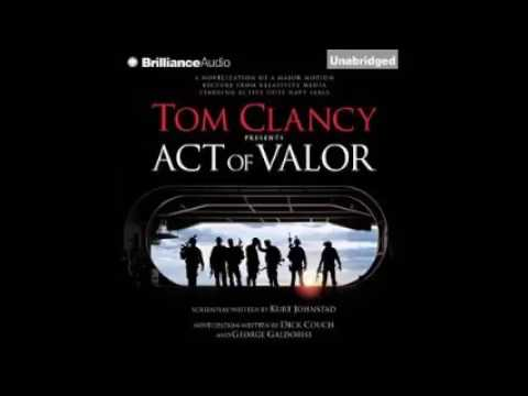 Tom Clancy Presents Act of Valor AUDIOBOOK