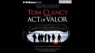 Tom Clancy Presents Act of Valor AUDIOBOOK