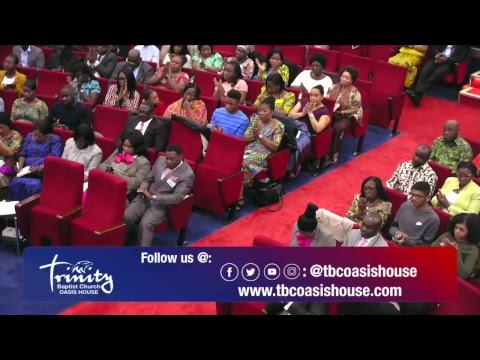 Pastor Steve Asibuo | Msg:  A Life Beyond Limitation