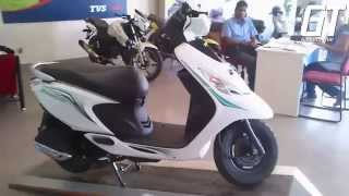 TVS Scooty Zest | New Model 2015 | Price | Gadgets Tree
