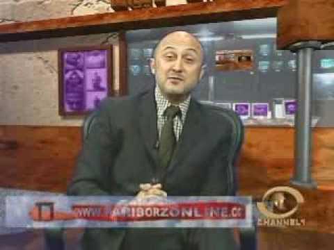 Donyayeh Divaneyeh Divanneyeh, Divaneh! by Fariborz David Diaan 06/17/2004
