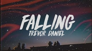 Download lagu Trevor Daniel - Falling (Lyrics)