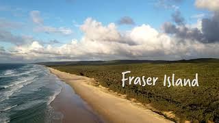 4WDing on Fraser Island