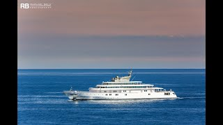[DAVID GEFFEN]: his Crazy US$ 300,000,000 Yacht RISING SUN thumbnail
