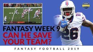 Week 9 Fantasy Football Heroes: Devin Singletary, Russell Wilson, Tyler Lockett, Courtland Sutton