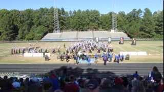 ADHS Marching Band 2013: Sanderson HS