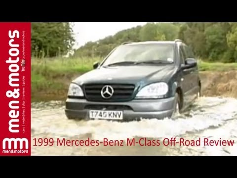 1999 Mercedes-Benz M-Class Off-Road Review