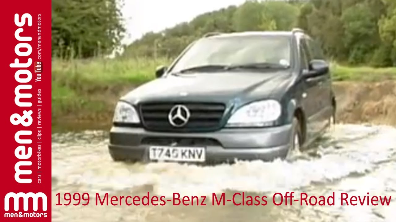 1999 Mercedes Benz M Class Off Road Review Youtube