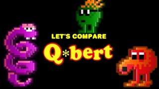 Let's Compare  ( Q*bert )