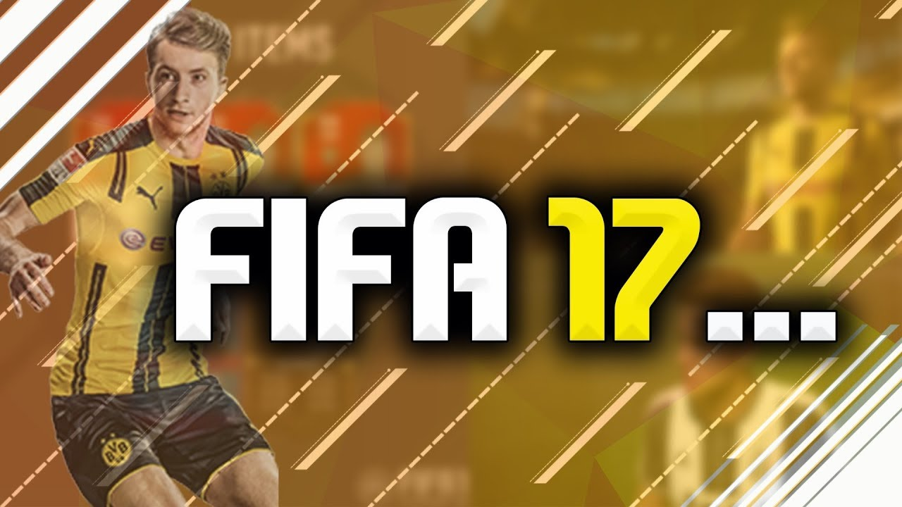 Fifa 17 intro template free to download - YouTube