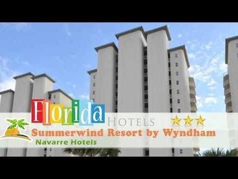 Summerwind Resort By Wyndham Vacation Rentals - Navarre Hotels, Florida