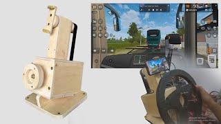 Tutorial Steering Wheel Game BUSSID ( Bus Simulator Indonesia ) screenshot 4