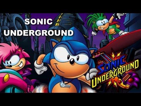 [SONIC KARAOKE ~CARTOONS~] Sonic Underground - Sonic Underground (R. London and M. Piccirillo) [HD]
