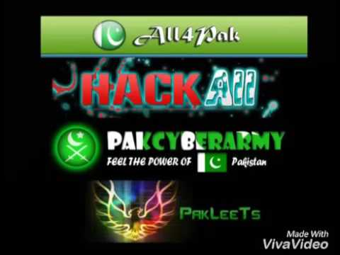 Tribute to Pakistani Hacker's ........by Ahmad Mukhtar