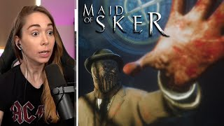 Horror w/ Welsh & Greek mythology - Maid of Sker (Both endings)