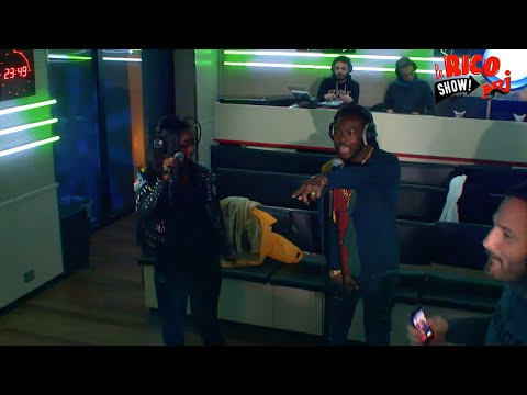 Jahyanai & Bamby Who Mad Again LIVE - Le RicoShow sur NRJ