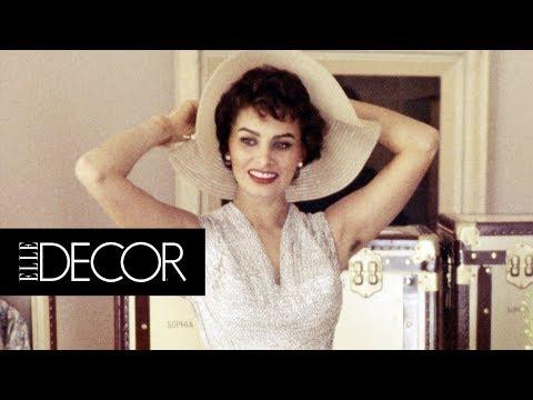 The Evolution of Sophia Loren | ELLE Décor