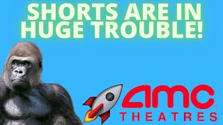 AMC STOCK: SHORTS ARE IN MASSIVE TROUBLE - NEXT BIG LEG UP INCOMING? - (Amc Stock Analysis)