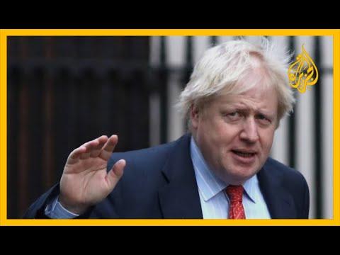 ???? تطورات حالة جونسون.. الحكومة البريطانية تؤكد أنه لم يخضع لجهاز التنفس الاصطناعي  - نشر قبل 49 دقيقة
