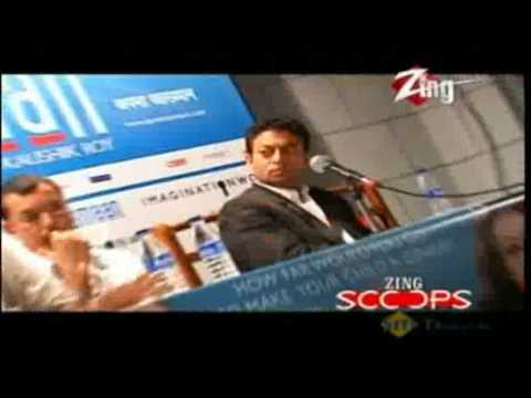 Irrfan Khan is frustrated over his high end mobile phone
