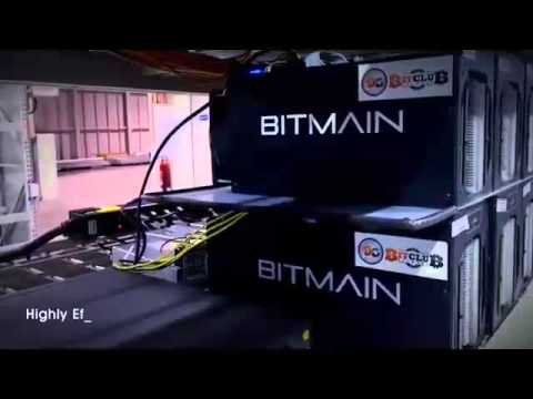 BitClub Network Bitcoin Mining Facility In Iceland Tour At Verne Global Data Center