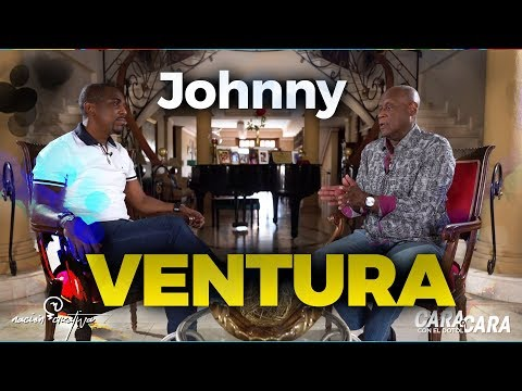 """Johnny Ventura """"Cuando yo intervine OMEGA SALIÓ DE LA CARCEL"""""""