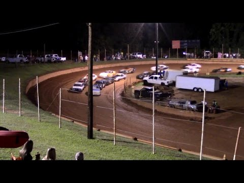 Winder Barrow Speedway Stock Four Cylinders Feature 9/5/15
