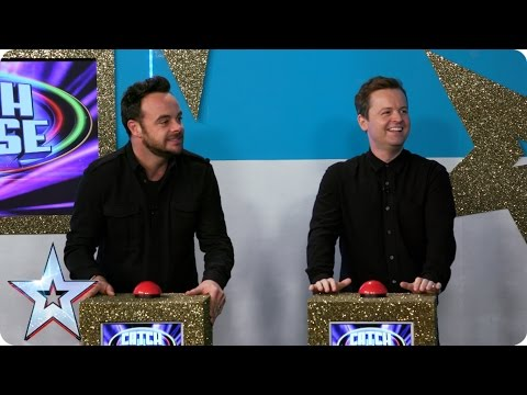 Preview: Ant & Dec say what they see and play Catchphrase | Britain's Got More Talent 2017