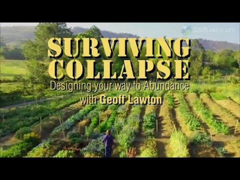 New Raw Geoff Lawton Interview; Permaculture Communities (Video)